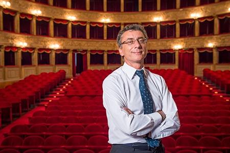 Photo of Premio Enriquez 2016 Città di Sirolo al Teatro di Roma e al direttore Antonio Calbi