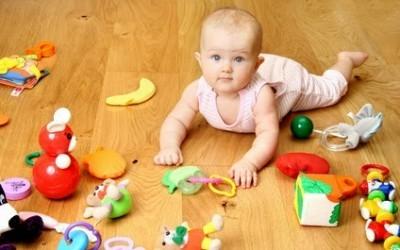 Photo of Già a 8 mesi, i bimbi  sanno come gestirsi