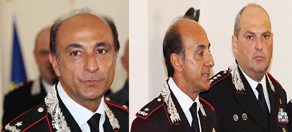 Photo of Il Generale Salvatore Luongo lascia il Comando Carabinieri Provinciale di Roma