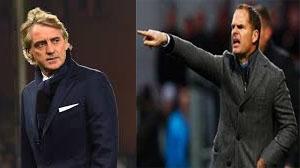 Photo of Calcio – Mancini sostituito dalla guida  dell'Inter. Benvenuto a De Boer