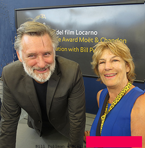 Photo of News da Locarno : Conversazione con Bill Pullman