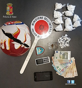 Photo of Roma – Giornata di lotta alla droga in alcuni quartieri. 8 gli arresti