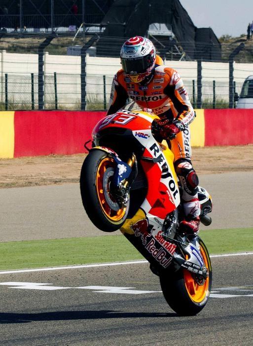 Photo of MotoGp Aragona:  Vincono gli spagnoli  Marc Marquez e Jorge Lorenzo. Valentino Rossi terzo