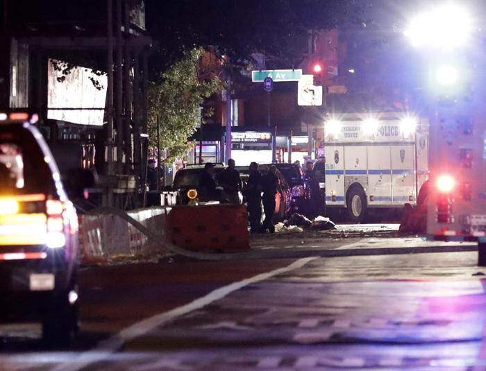 Photo of News – Usa – Manhattan: Almeno 29 feriti, uno grave, per un ordigno esploso in un cassonetto
