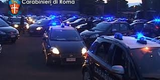 "Photo of Operazione antidroga ""Training"" nel quartiere romano Quarticciolo.12 le persone arrestate – VIDEO"
