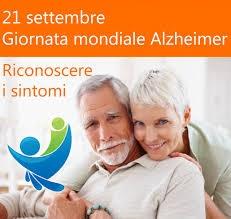 Photo of Alzheimer –  Il 21 settembre XXIII^ Giornata Mondiale