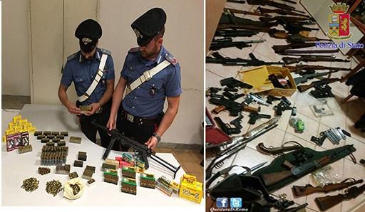 Photo of Roma – Particolarmente intensa l'attività di Polizia Giudiziaria nella Capitale e Provincia