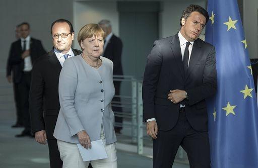 Photo of Ue – A Bratislava, Renzi sbatte la porta: 'Non soddisfatto da conclusioni. Niente conferenza con Merkel e Hollande'