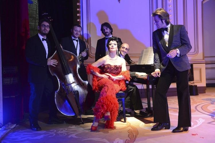 Photo of Teatro Il Sistina- Monica Guerritore inaugura la stagione 2016/17