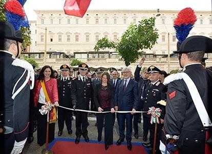 Photo of È in via Barberini 3, la nuova sede della Stazione Carabinieri Roma – Via Vittorio Veneto