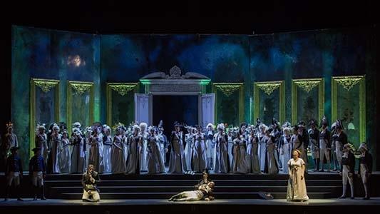 Photo of Teatro dell'Opera – Un ballo in maschera chiude con successo la lunga stagione del 2016