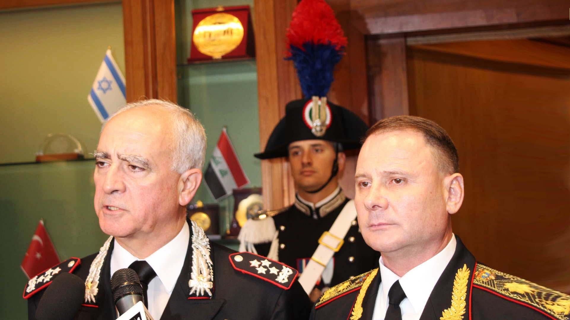 Photo of Carabinieri Italiani e Carabinieri Moldavi: Accordo tecnico di cooperazione – GALLERIA FOTOGRAFICA