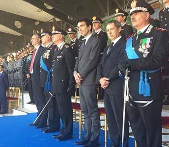 Photo of Nasce oggi il Comando Unità per la Tutela Forestale, Ambientale e Agroalimentare Carabinieri
