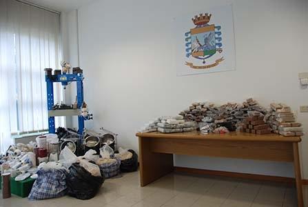 """Photo of """"Operazione 100 % 2016"""". 16 persone arrestate. Sequestro beni per 5 milioni"""