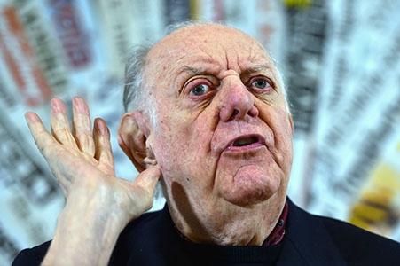 Photo of Morto Dario Fo. Aveva 90 anni
