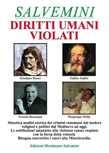 """Photo of Il """"Movimento Salvemini"""" celebra il 54° anniversario. Presentazione del libro  """"Diritti Umani Violati"""""""