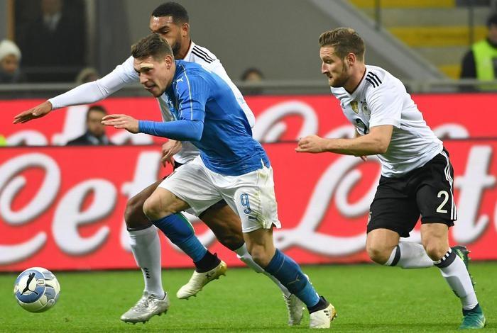 Photo of Calcio Internazionale: Buona Italia contro i Panzer