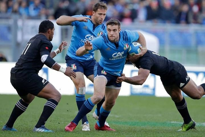 Photo of Rugby: Italia-Nuova Zelanda finisce 10-68
