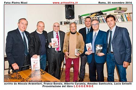 """Photo of Con successo, presentato """"Leggende"""", il terzo libro edito da  """"attualita.it"""""""