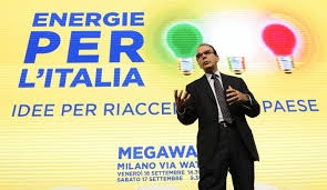 """Photo of """"Energie per l'Italia"""""""