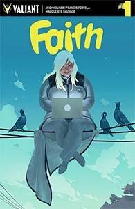 "Photo of Fumetti. Ecco ""Faith"""