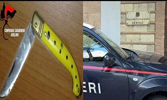 Photo of San Michele di Serino – Aggressione con accoltellamento: subito identificati e denunciati responsabili