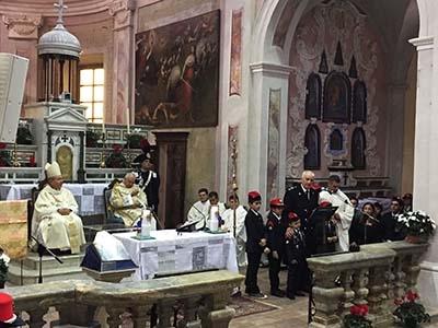 "Photo of I Carabinieri scelgono Incisa Scapaccino per festeggiare la ""Virgo Fidelis"", la loro Patrona"