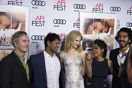 "Photo of All'Afi film Festival, sponsorizzato da AUDI, ""Lion"" – GALLERIA FOTOGRAFICA"