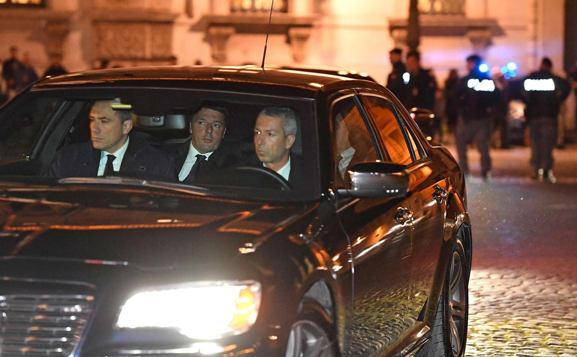 Photo of Renzi da Mattarella. Dimissioni dopo la manovra