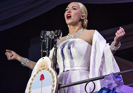"""Photo of Teatro Il Sistina – """"Evita"""" di Massimo Romeo Piparo con Malika Ayane"""