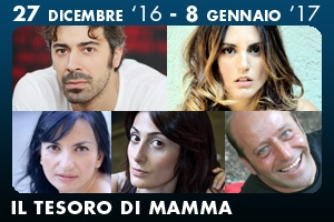 "Photo of Teatro Golden – "" Il tesoro di mamma"" di e con Danilo de Santis"