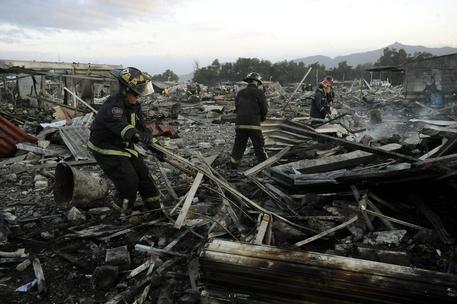 Photo of News – Messico, Almeno 29 morti, decine dispersi per esplosione  mercato di fuochi d'artificio
