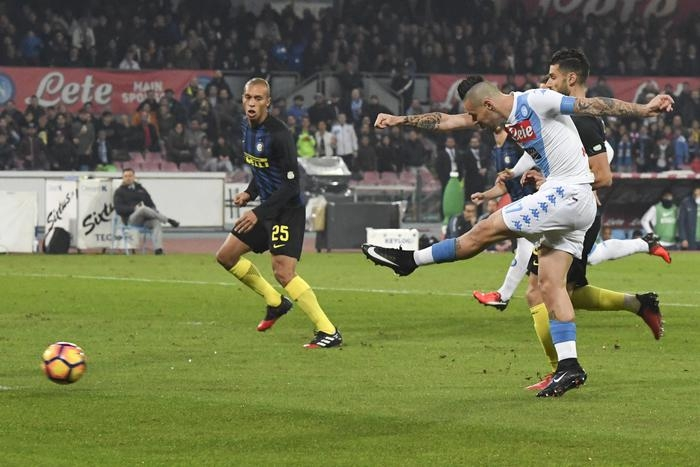 Photo of Serie A: Inter travolto dal Napoli per 3-0