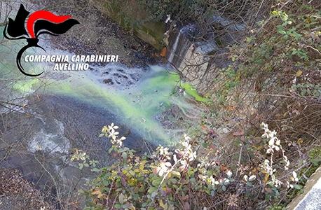 Photo of Campania – Continua lo spregio all'ambiente. Due caseifici scaricavano le acque reflue nel Rio Rigatore . Due le  persone denunciate