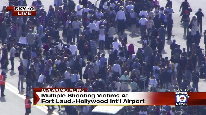 Photo of News – Florida, sparatoria in aeroporto: almeno cinque morti. Un arresto