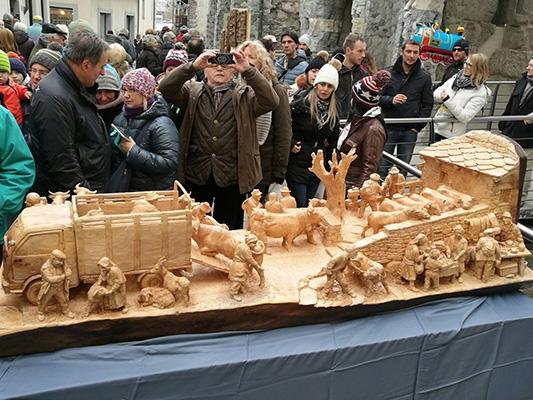 Photo of Una gita a … Aosta. Iniziata la 1017 fiera di Sant'Orso – AMPIA GALLERIA FOTOGRAFICA
