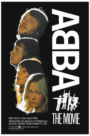 Photo of 1977, ABBA- The Movie