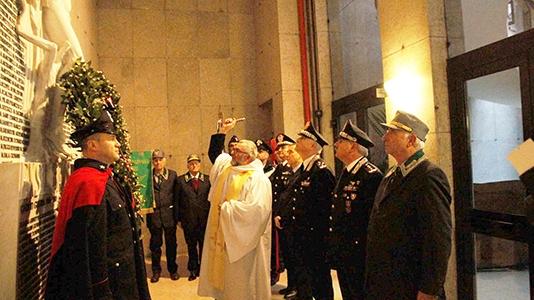 Photo of Onori ai Caduti del Corpo Forestale dello Stato – AMPIA GALLERIA FOTOGRAFICA