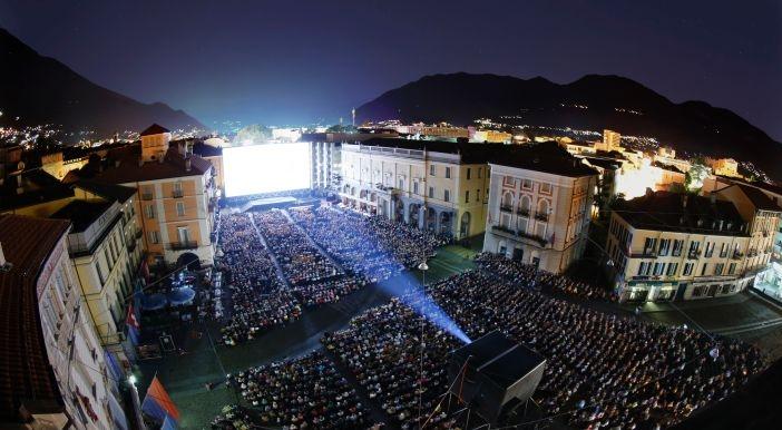Photo of Locarno festeggia nel 2017 i primi 70 anni del Festival Internazionale del Film