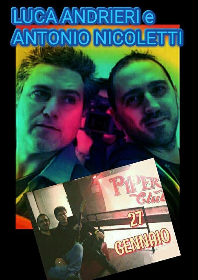 Photo of Parliamo con … Luca Andrieri, cantautore calabrese. INTERVISTA ESCLUSIVA