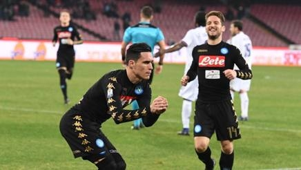 Photo of Coppa Italia: Napoli primo semifinalista!