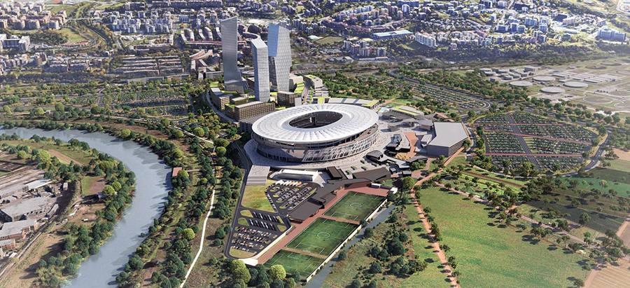 Photo of Il nuovo stadio e le sue torri