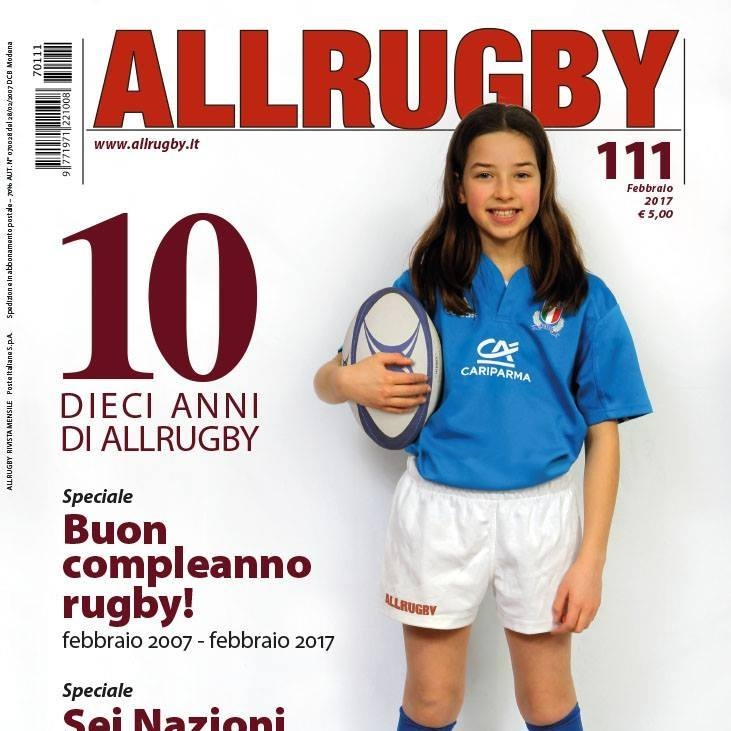 Photo of Dieci anni di 'AllRugby'
