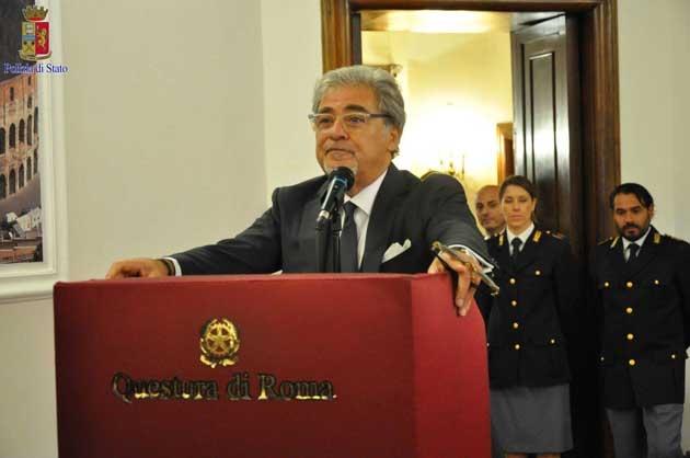 Photo of Orgoglioso di essere stato il Questore di Roma