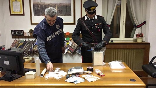 Photo of Sequestrati oltre 2 chili di cocaina. Tre Arrestati