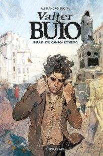 """Photo of Fumetti. Il ritorno di """"Valter Buio"""", lo psicanalista dei fantasmi"""