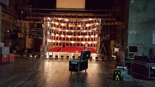 Photo of Teatro di Roma – Il Triennio 2014-2016