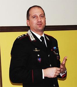Photo of Nuovo prestigioso incarico per il Capitano Nico Blanco