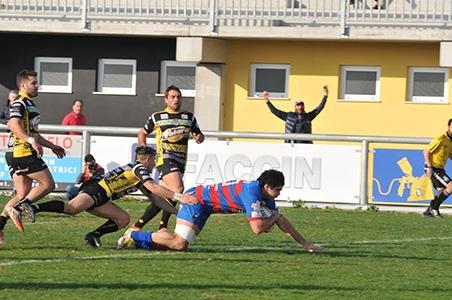 Photo of Rugby Eccellenza,13^Giornata. Pataro' Calvisano doma il Femi CzRovigo nel big match