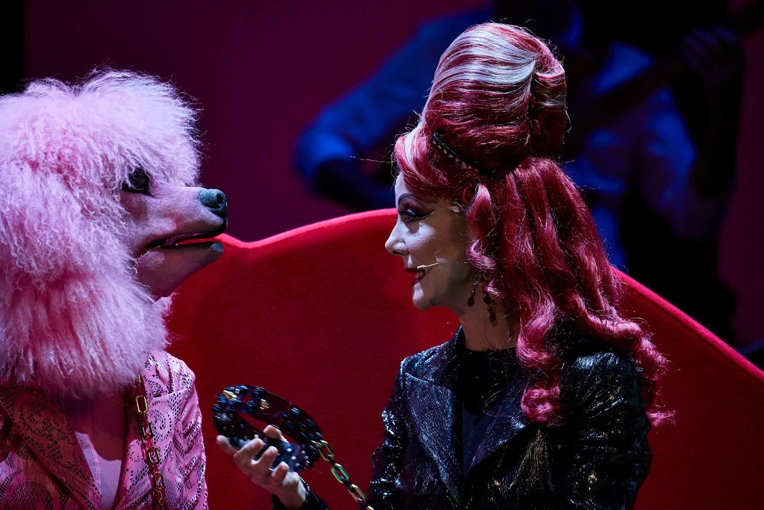 Photo of Teatro Argentina – Madame Pink di Alfredo Arias